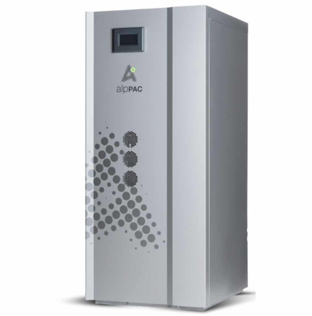 alpCIMES pompe à chaleur aérothermie