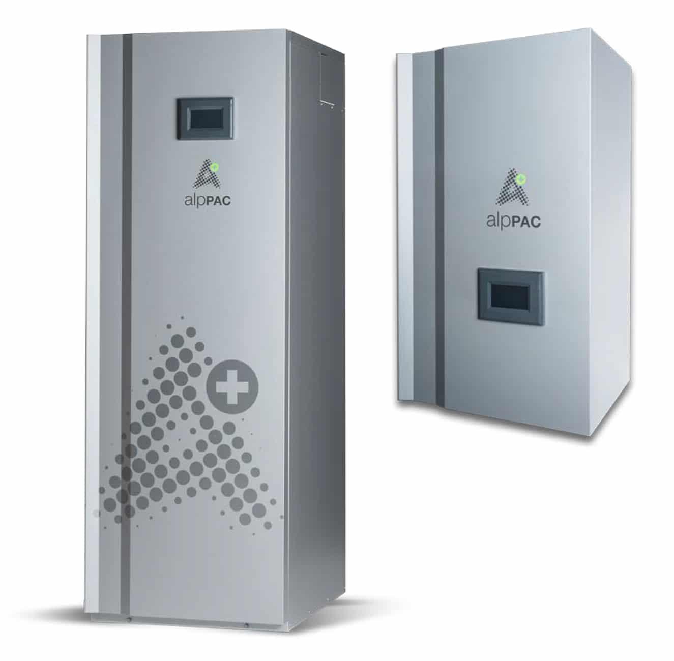 alpAZUR Pompe à chaleur aérothermie