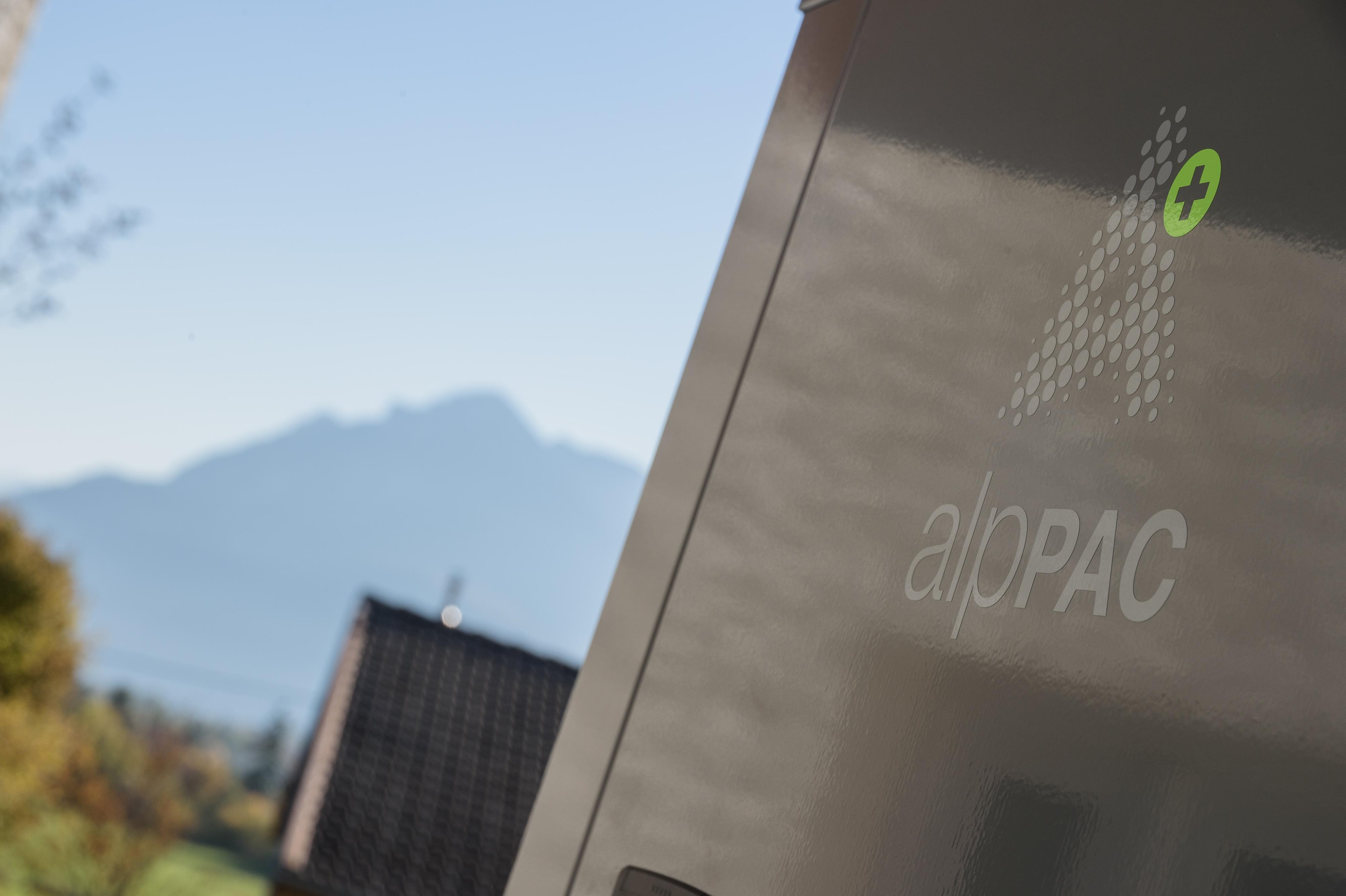 Pompes à chaleur alpPAC
