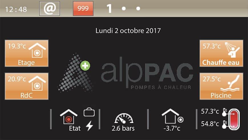 Régulateur alpPAC