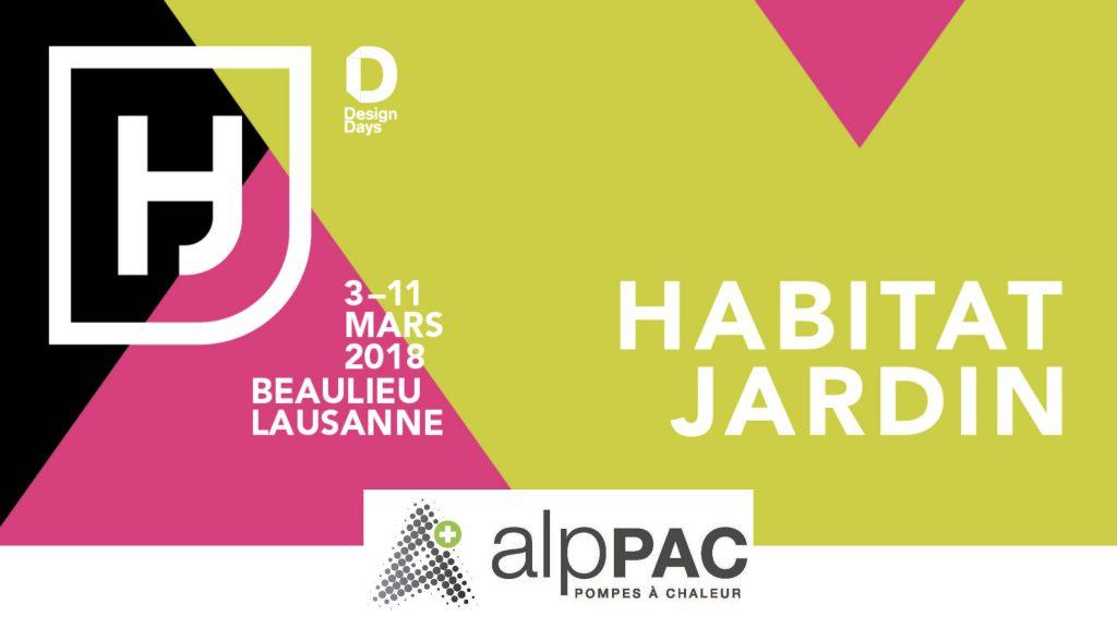 Habitat et Jardin alpPAC
