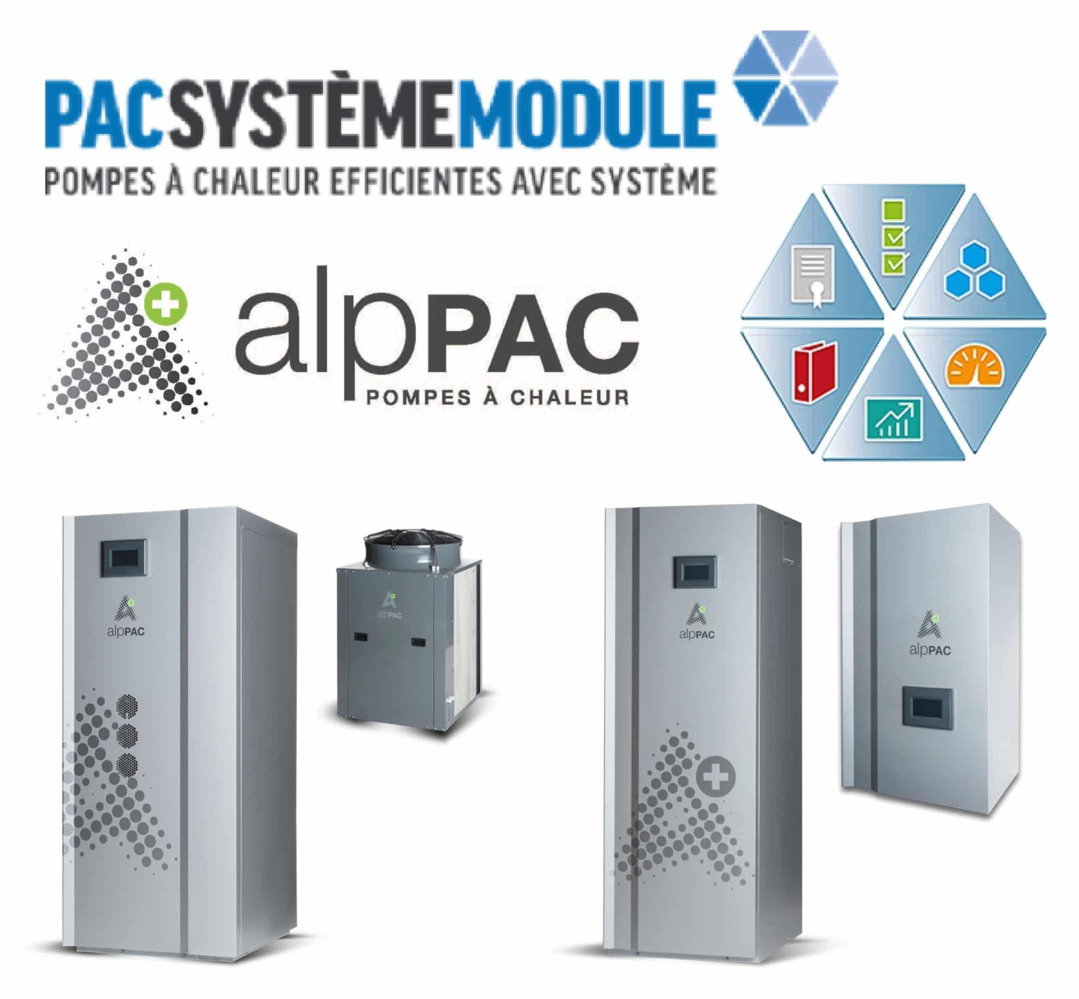 Pac Système module alpPAC