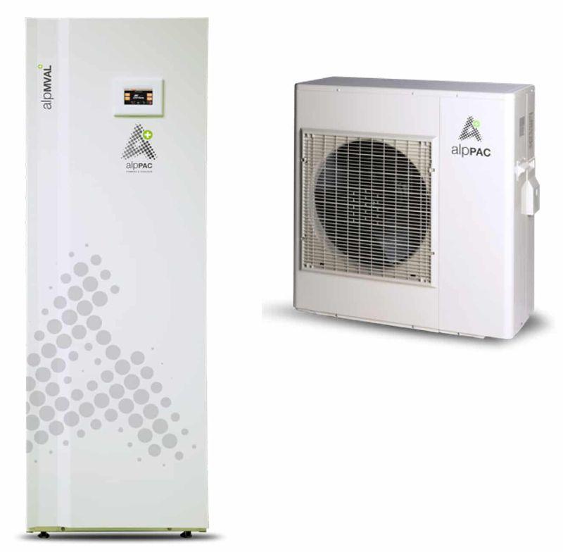 Pompe à chaleur aérothermie