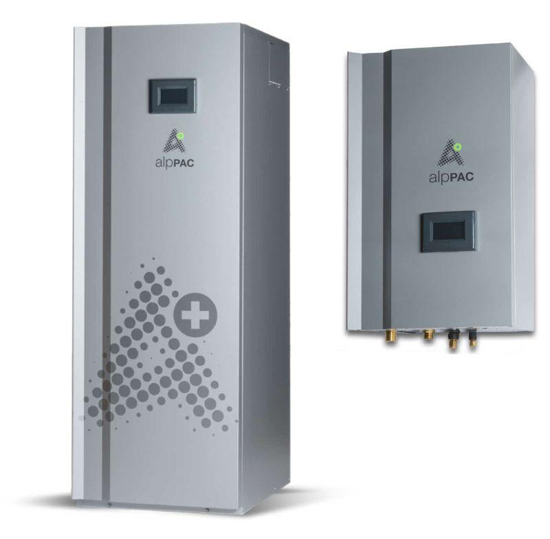 alpVAL Pompe à chaleur basse température